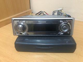 Radio Panasonic coche