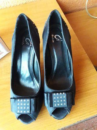 zapatos de fiesta de segunda mano en getafe en wallapop
