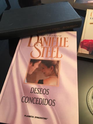 Vendo novelas de Danielle Steel