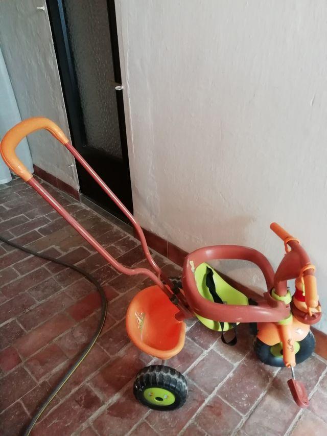 bicicleta Winnie the pooh