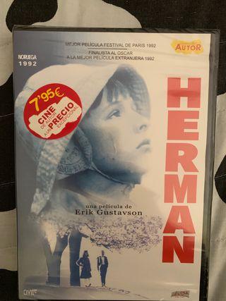 Herman dvd precintado