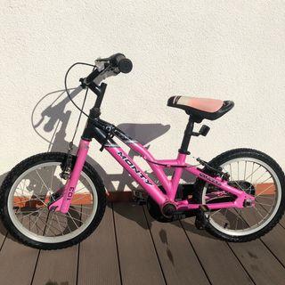 Bicicleta Monty 103 infantil