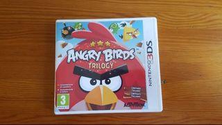 Videojuego Angry Birds