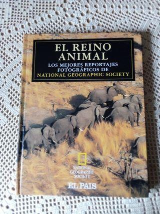 libro de animales. el reino animal