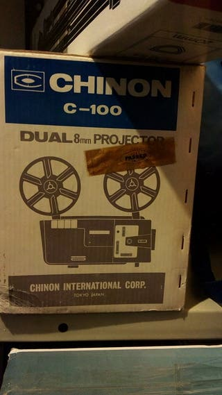chinon proyector
