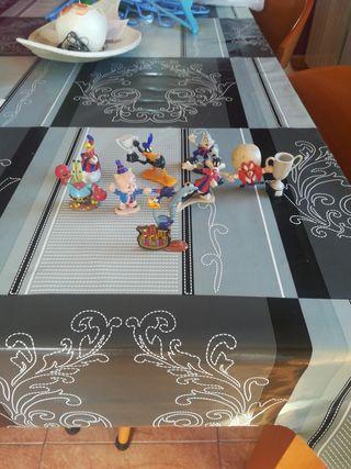 Coleccion de muñecos Disney de Fc.Barcelona