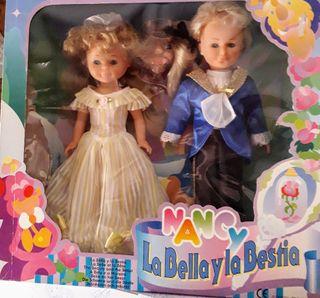 """Nancy y Lucas """"La Bella y La Bestia"""""""