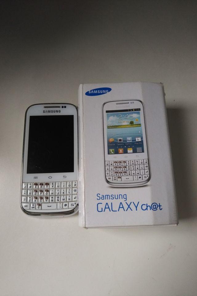 Samsung Galaxy Chat GT-B5330