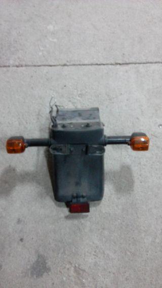 PORTAMATRICULA GPZ 500