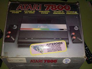 pack Atari 7800