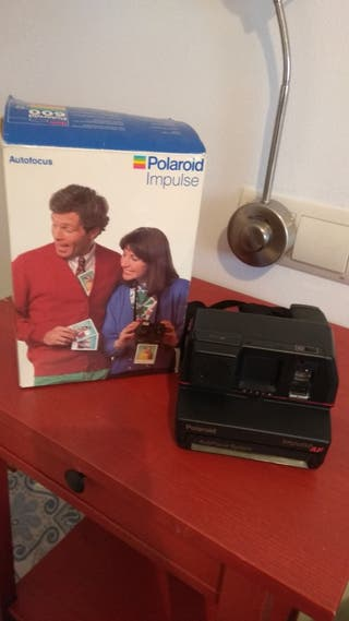 Camara fotográfica Polaroid