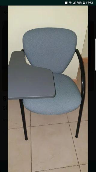 sillas de estudio