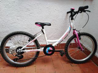 bici para niña 5 años en adelante