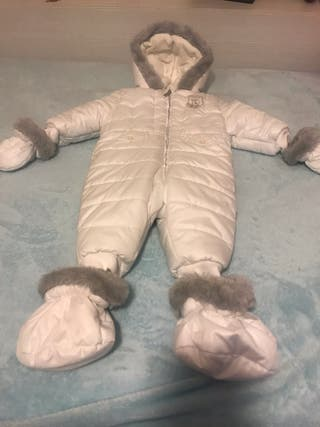 Mono de invierno