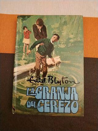 """""""La granja del cerezo"""" de Enid Blyton"""
