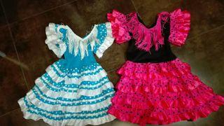 disfraz sevillana o flamenca