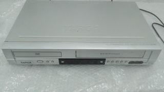 REPRODUCTOR DVD/VCR COMBINADO CON MANDO