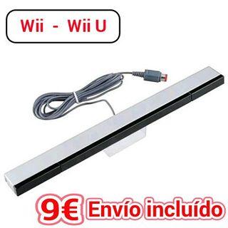 ENVÍO GRATIS Barras sensores Wii y Wii U