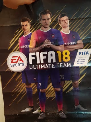 Póster FIFA 18