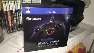 Se vende Nacon Revolution Pro 2 para ps4 y Pc