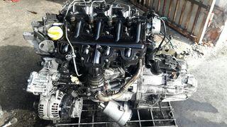 Motor Renault Master 2.5 dci 2007