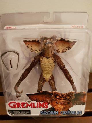 figura brown gremlin neca