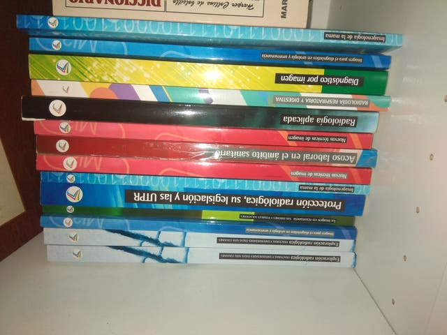 libros de logoss radiodiagnóstico
