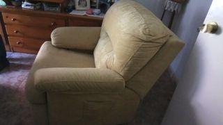 Dos sofás mecedora