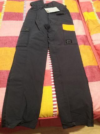 pantalón Anticorte