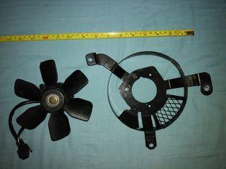Electro ventilador moto