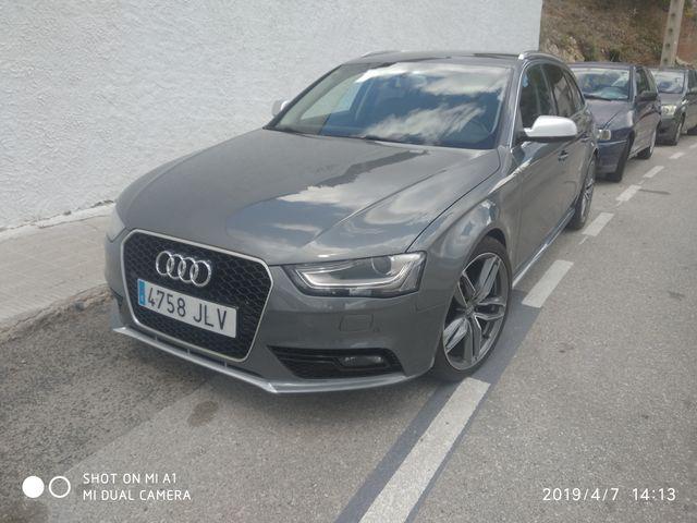 Audi A4 avant tdi 177cv automatico 2013 REBAJADO