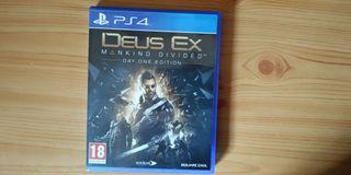 Deus Ex PS4