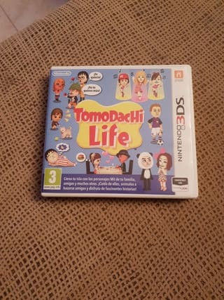 TomoDacHi Life- Nintendo 3DS