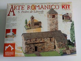 Maqueta arte romanico