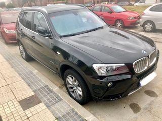BMW X3 2013 28i gasolina xDrive único