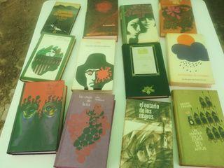 colección de libro