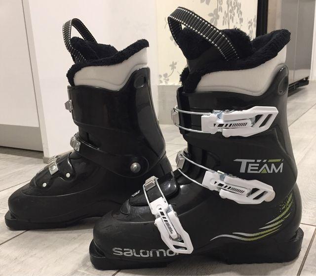 Botas esquís junior. Marca Salomon