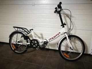 Bicicleta plegable Moma First class