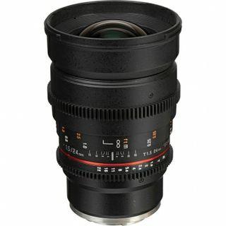 *REBAJADO* Samyang 24 T1.5 Sony FE para video/foto