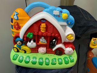 Lote juguetes bebe 0-3 años