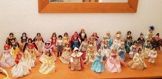colección porcelana princesas Disney