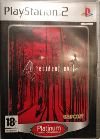 Juego PS2 - Resident Evil 4