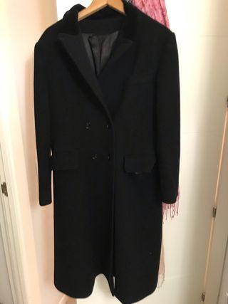 Abrigo elegante de invierno talla 40
