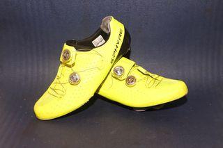 Shimano s-phyre amarilla