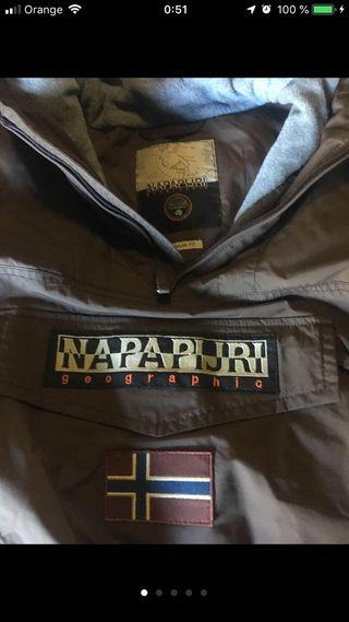 gran variedad de último descuento selección especial de Chaqueta Napapijri de segunda mano en Madrid en WALLAPOP