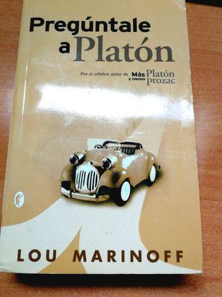 Preguntale a Platón, Lou Marinoff.