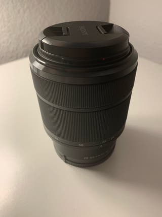 Objetivo SONY 28-70 mm FULL FRAME
