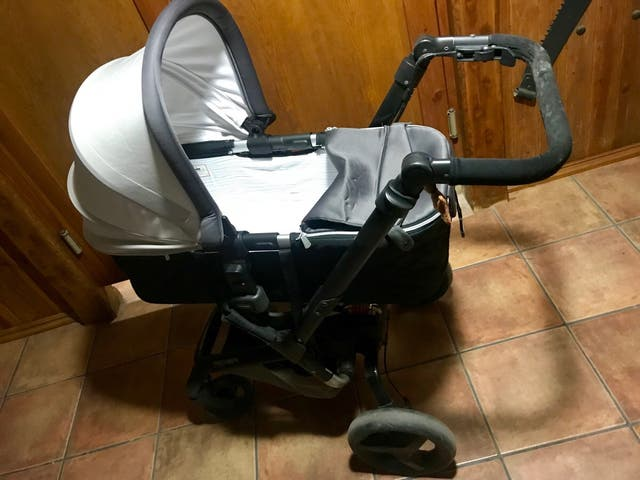 Carrito para bebé JANÉ RIDER