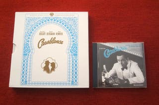 2 DVD CASABLANCA + BANDA SONORA