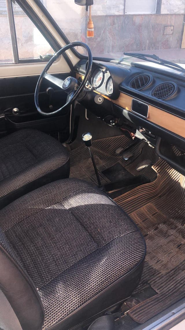 Seat 127 Seat 127 1980